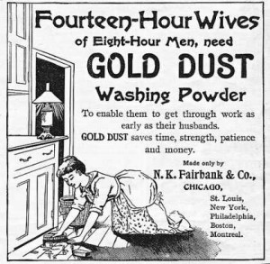 vintage ad 18 hr wives