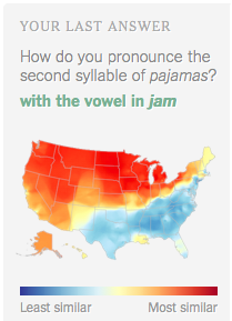 US Dialect Mapping