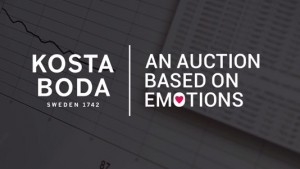 Emotion art auction
